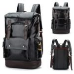 New Men's Laptop Backpack Travel Bag Student Bag Business Bag