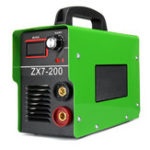New Portable ZX7-200 220V 20A-200A MINI IGBT ARC Welding Machine Semi-Automatic Inverter LCD Soldering Tool