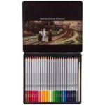 New Deli 24/36/48 Colors Drawing Tools Watercolor Pencil