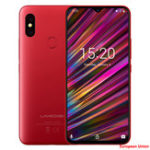 New UMIDIGI F1 Global Bands 6.3 Inch FHD+ NFC 5150mAh Android 9.0 4GB RAM 128GB ROM Helio P60 Octa Core 2.0GHz 4G Smartphone