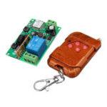 New 433Mhz LC-EWL-1R-D80RF WiFi Remote Relay Module Mobile APP Remote Control