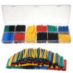 New 280pcs Assortment Ratio 2:1 Heat Shrink Tube Tubing Sleeving Wrap Kit With Box