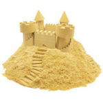 New 100g DIY Light Play Sand Colourful House Play Toys for Children