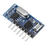 New 3pcs Geekcreit® RX480E-4 433MHz Wireless RF Receiver Learning Code Decoder Module 4 Channel Output