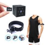 New XANES® MD23 Mini HD Vlog Camera for Youtube FPV Camera 1080P Waterproof Sensor Recorder Camcorder Infrared Night Vision