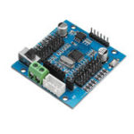 New LC-LCSC-STM32 STM32 16 Steering Gear Control Board Serial Port TTL Bluetooth Wireless Host Module Computer for Arduino