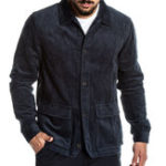 New Mens Vintage Double Big Pockets Buttons Fly Casual Coats