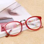 New Men Women Lightweight Anti-fatigue Fashion Reading Glasses
