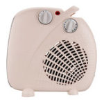 New 220V 2000W Mini Electric Fan Heater 2 Heat Settings And Cool Blow Thermostat