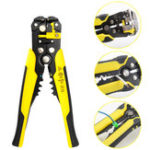 New Automatic Wire Stripper Crimper Plier Hand Stripping Crimping Tool Cable Cutter