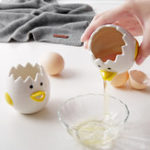 New Egg Separator Egg Yolk White Separator Divider Accessories Kitchen Gadgets Baking Tool Egg Tool Kitchen Gadgets