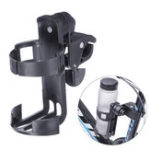 New BIKIGHT Adjustable Bike Water Bottle Holder Car Cup Holder Bracket Portable Camping Cycling
