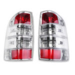 New Car Left/Right Rear Tail Light Assembly Lamp with No Bulbs for Ford Ranger Pickup Ute 2008-2011