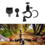 New Sunnylife Bike Bicycle Clamp Standard & 1/4 180 Degree Multiple Adapter Mount Accessories For GoPrO DJI OSMO Pocket Gimbal