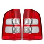 New Car Rear Tail Light Assembly Brake Lamp with Bulbs for Ford Ranger Thunder Pickup Truck 2006-2011