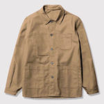 New Mens Cotton Vintage Jacket Chest Pockets Casual Shirts
