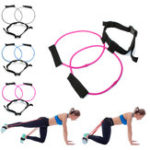 New KALOAD 30LB Booty Resistance Bands Belt Sports Exercise Trainer Men Women Fitness Glute Body Shaping