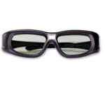 New Active DLP Link 3D Glasses Compatible with XGIMI/JMGO/Optama/Acer/BenQ/ViewSonic 3D Projectors