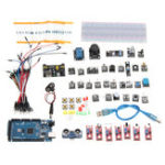 New 37 In1 Sensor Kit Basic Starter Learning Kits Sensor Module Board For Arduino