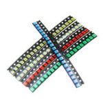 New 1000Pcs 5 Colors 200 Each 1210 LED Diode Assortment SMD LED Diode Kit Green/RED/White/Blue/Yellow