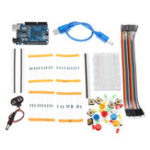 New DIY Bread Board LED UNOR3 Basic Starter Learning Kit Starter Kits for Arduino