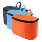 New Waterproof DSLR SLR Camera Lens Bag Partition Padded Insert Inner Divider Case