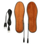 New 5V 8W Electric Heated Shoe Insole Warm Socks Foot Heater USB Winter Warmer 36-45