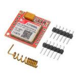 New SIM800L GPRS Adapter Board GSM Module MicroSIM Card Minimum Core Board