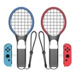 New DOBE TNS-1862 Tennis Racket for Nintend Switch NS for Joy-con Game Controller Gamepad