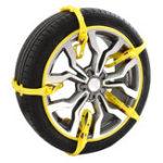 New 1Pcs Winter Beef Tendon Vehicles Wheel Tyre Anti Skid TPU Car Snow Chain