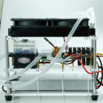 New Induction Heating Model Digital Magnetic Levitation Kids Science Toy School Teaching Tool