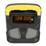 New Intelligent Battery Charger 220V AC To 12/24V DC Pulse Repair Car Battery Charger Automatic