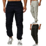 New Men's Long Sports Trousers