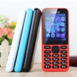 New ODSCN 215 2.4 inch 860mAh Whatsapp FM Radio Bluetooth Speaker Dual Sim Mini Card Phone