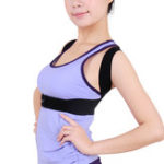 New Polyester Correction Straps Lumbar Support Unisex Adjustable Posture Corrector