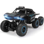 New JJRC D823 1/12 2.4G 6WD Rc Car Off-road Climbing Truck Crawler with HeadLight RTR Toys