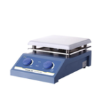 New 12x12cm Aluminum Panel Magnetic Stirrer Lab Constant Temperature Heating Hot Plate Mixer