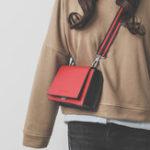 New Women Leisure Crossbody Bag Chic PU Leather Shoulder Bag