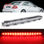 New LED Third Brake Light High Mount Stop Lamp Red for Mercedes-Benz CLK W209 2002-2009