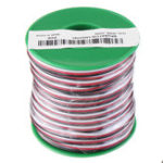 New 20m 22AWG Soft Silicone Line High Temperature Tinned Copper Wire Cable