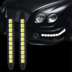 New 12V COB 10LED Car Daytime Running Lights Side Marker Reversing Parking Lamp