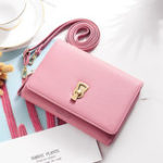 New Women Brief Multi-Pockets Multifunctional Bag