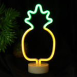 New LED Neon Sign Lamp Background Night Light Xmas Wedding Room Romantic Decor Gifts