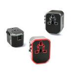 New IPRee® USB Conversion Plug Travel Camping Portable Plug Adapter US EU AU UK Plug Power Adapter