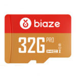 New Biaze U1 98MB/S TF Card 16/32/64/128G Secure Digital Memory Card High Speed