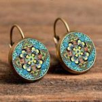 New Vintage Drop Earrings
