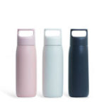 New XIAOMI FunHome Portable Thermos Cup 450ML with Tea Filter Portable Mug Water Bottle Vacuum Cup