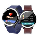 New Bakeey B65 ECG+PPG Blood Pressure Heart Rate Monitor IP67 Intelligent Reminder Smart Watch