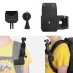 New Sunnylife Bag Clip & 1/4 180 Degree Multiple Adapter Mount Accessories For GoPrO DJI OSMO Gimbal