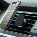 New Magnetic Car Phone Holder 360 Rotation Air Vent GPS Mount Stand Universal for Xiaomi/iPhone